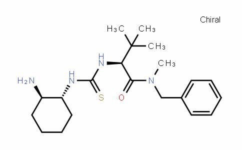 ButanamiDe, 2-[[[[(1R,2R)-2-aminocyclohexyl]amino]thioxomethyl]amino]-N,3,3-trimethyl-N-(phenylmethyl)-, (2S)-