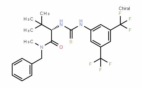 ButanamiDe, 2-[[[[3,5-bis(trifluoromethyl)phenyl]amino]thioxomethyl]amino]-N,3,3-trimethyl-N-(phenylmethyl)-, (2S)-