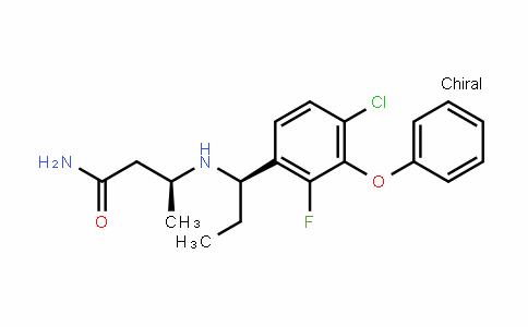 ButanaMiDe, 3-[[(1R)-1-(4-chloro-2-fluoro-3-phenoxyphenyl)propyl]aMino]-, (3S)-