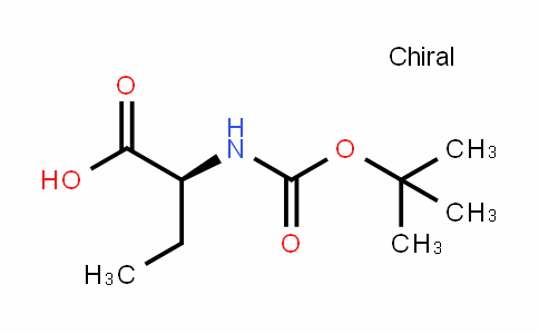 Butanoic acid, 2-[[(1,1-DiMethylethoxy)carbonyl]aMino]-, (2S)-