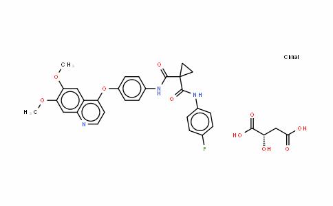 Cabozantinib (S-malate)