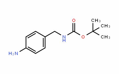 4-[(N-叔丁氧羰基)氨基甲基]苯胺