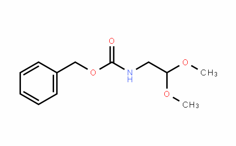 Carbamic acid, N-(2,2-Dimethoxyethyl)-, phenylmethyl ester