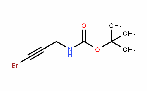 CarbaMic acid, N-(3-broMo-2-propyn-1-yl)-, 1,1-DiMethylethyl ester