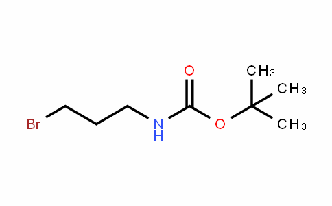 Carbamic acid, N-(3-bromopropyl)-, 1,1-Dimethylethyl ester