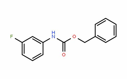 (3-氟苯基)氨基甲酸苄酯