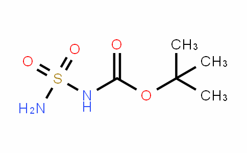 Carbamic acid, N-(aminosulfonyl)-, 1,1-Dimethylethyl ester