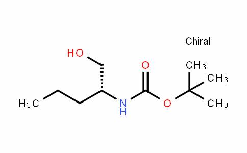 Carbamic acid, N-[(1R)-1-(hyDroxymethyl)butyl]-, 1,1-Dimethylethyl ester