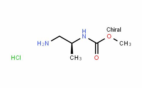 CarbaMic acid, N-[(1S)-2-aMino-1-Methylethyl]-, Methyl ester, hyDrochloriDe (1:1)