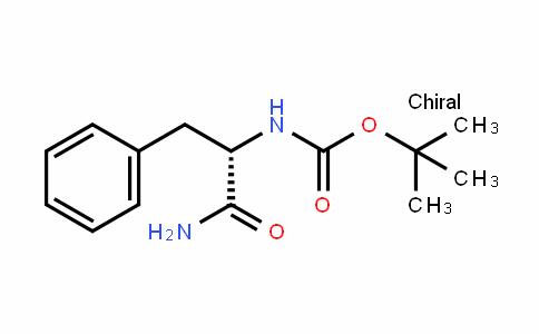 CarbaMic acid, N-[(1S)-2-aMino-2-oxo-1-(phenylMethyl)ethyl]-, 1,1-DiMethylethyl ester