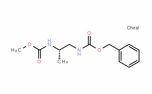 CarbaMic acid, N-[(2S)-2-[(Methoxycarbonyl)aMino]propyl]-, phenylMethyl ester