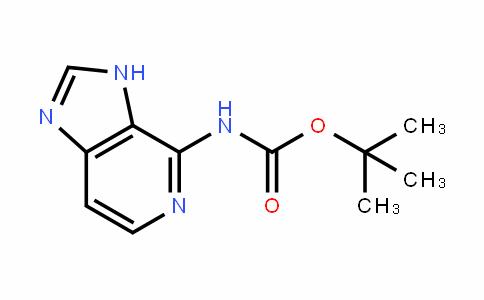 Carbamic acid, N-3H-imiDazo[4,5-c]pyriDin-4-yl-, 1,1-Dimethylethyl ester