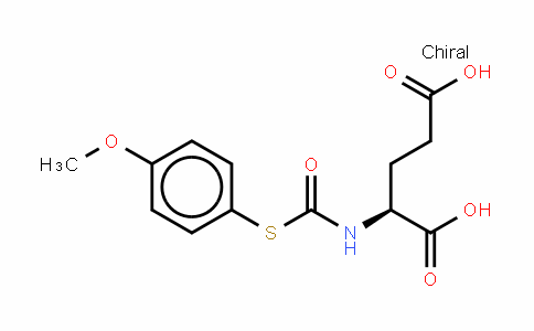 N-[[(4-甲氧基苯基)硫]羰基]-L-谷氨酸