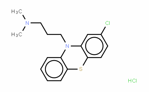 Chlorpromazine (hyDrochloriDe)