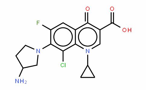Clinafloxacin