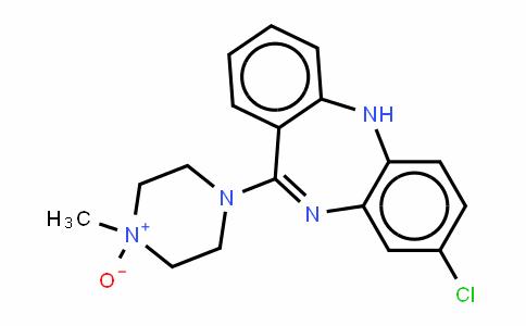 Clozapine (N-oxiDe)