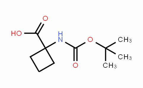 Boc-1-氨基环丁烷羧酸
