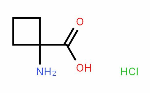 Cyclobutanecarboxylic acid, 1-amino-, (HyDrochloriDe)