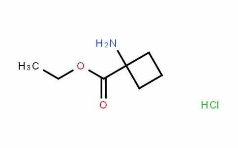 Cyclobutanecarboxylic acid, 1-amino-, ethyl ester (hyDrochloriDe)(1:1)