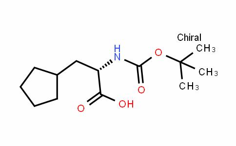 BOC-L-环戊基丙氨酸