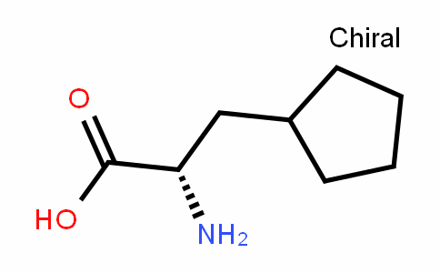 Cyclopentanepropanoic acid, α-aMino-, (S)-