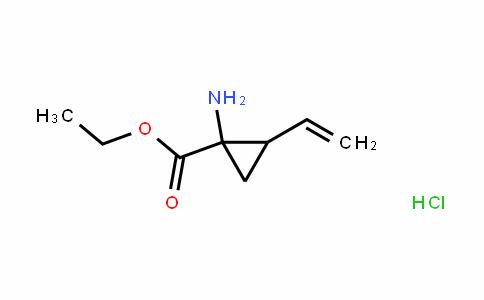 Cyclopropanecarboxylic acid, 1-amino-2-ethenyl-, ethyl ester, (HyDrochloriDe) (9CI)