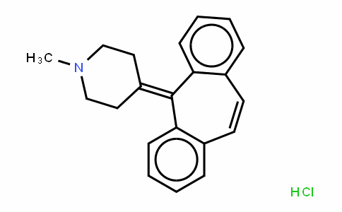 CyproheptaDine (hyDrochloriDe)