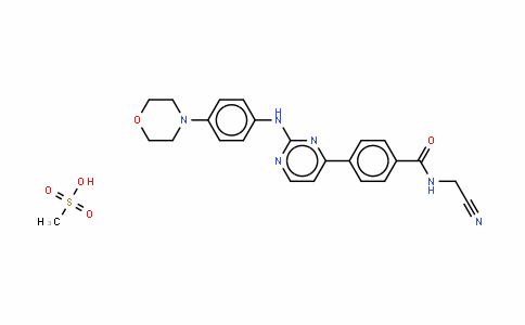 CYT387 (Mesylate)