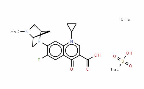 甲磺酸达氟沙星