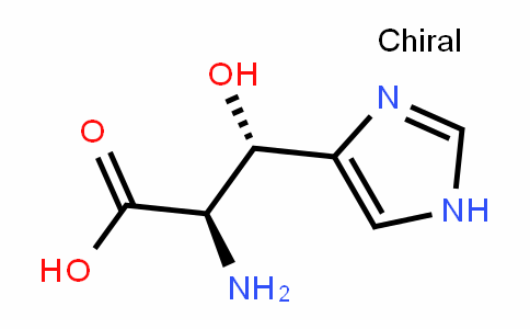 D-HistiDine, β-hyDroxy-, (βS)- (9CI)