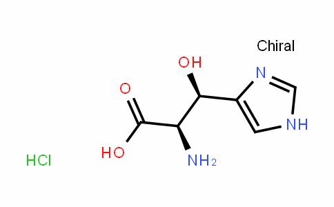D-HistiDine, β-hyDroxy-, MonohyDrochloriDe, (βR)- (9CI)