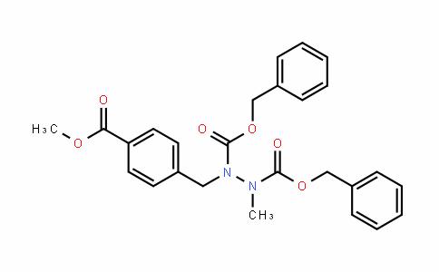 4-[(2-甲基-1,2-二CARBO苯并XY-肼基)-甲基]-苯甲酸 甲酯