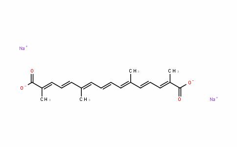 DisoDiuM trans-crocetinate
