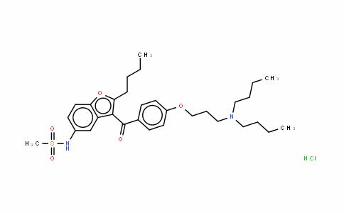 Dronedarone (Hydrochloride)