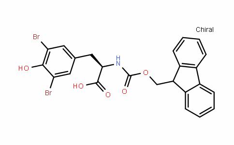 D-Tyrosine, 3,5-dibromo-N-[(9H-fluoren-9-ylmethoxy)carbonyl]-