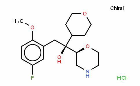 Edivoxetine hydrochloride