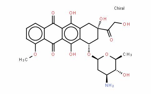 Epirubicin (hydrochloride)