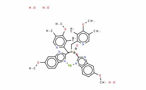 Esomeprazole (Magnesium trihydrate)