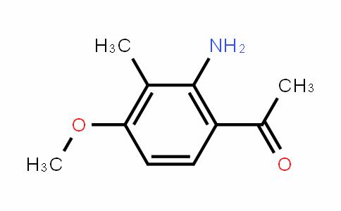 Ethanone, 1-(2-amino-4-methoxy-3-methylphenyl)-