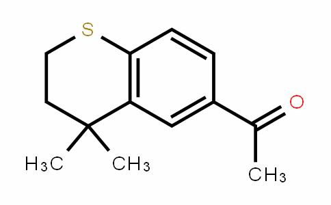 Ethanone, 1-(3,4-dihydro-4,4-dimethyl-2H-1-benzothiopyran-6-yl)-