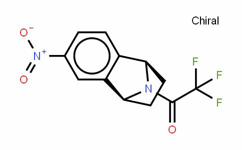 Ethanone, 2,2,2-trifluoro-1-(1,2,3,4-tetrahydro-6-nitronaphthalen-1,4-iMin-9-yl)-