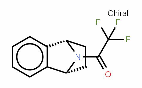 Ethanone, 2,2,2-trifluoro-1-(1,2,3,4-tetrahydronaphthalen-1,4-imin-9-yl)-