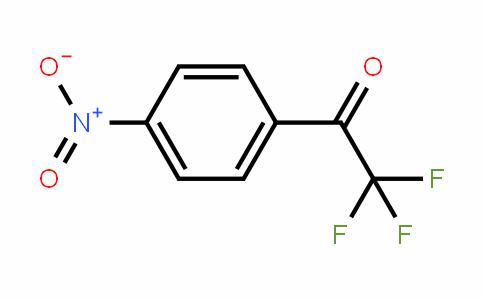 Ethanone, 2,2,2-trifluoro-1-(4-nitrophenyl)- (9CI)