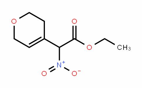 ethyl 2-(3,6-dihydro-2H-pyran-4-yl)-2-nitroacetate