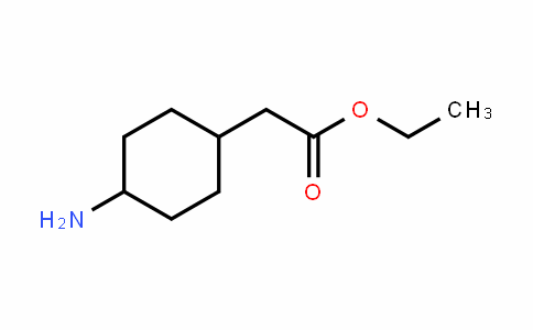 ethyl 2-(4-aminocyclohexyl)acetate