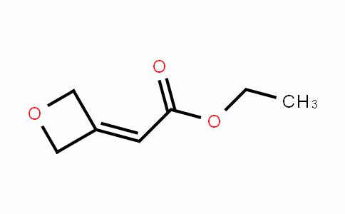 ethyl 2-(oxetan-3-ylidene)acetate