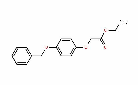 Ethyl 2-[4-(benzyloxy)phenoxy]acetate