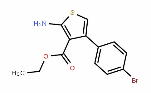 ethyl 2-amino-4-(4-bromophenyl)thiophene-3-carboxylate
