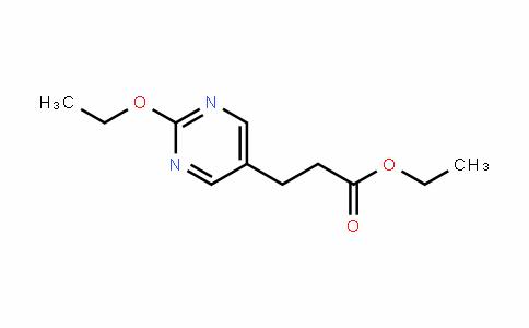 ethyl 3-(2-ethoxypyrimidin-5-yl)propanoate