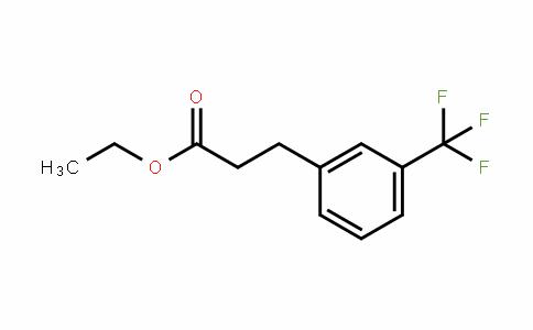 ethyl 3-(3-(trifluoromethyl)phenyl)propanoate